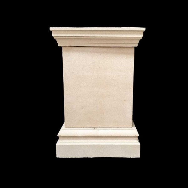 Wealden-pedestal
